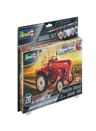 Revell  Maket Porsche 67820 Renkli